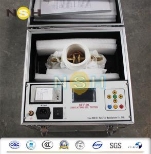 China 80KV / 100KV Insulating Oil Testing Equipment Transformer Oil BDV Tester on sale