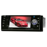 New 3D Menu one din car dvd player with gps RDS Blue tooth for car