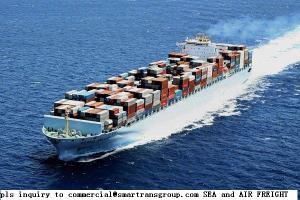 China Smartrans Ocean Freight Forwarding on sale