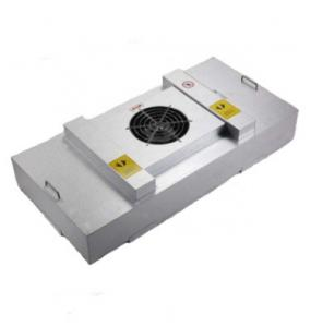 China Energy Saving Fan Powered Hepa Filter Ffu Motorized Module Small Size For Clean Room on sale