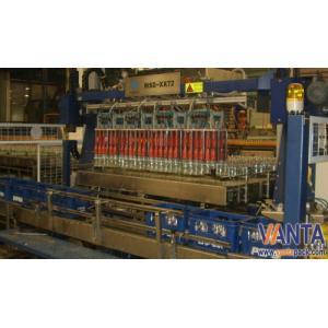 China Beer / Beverage Unpacker Machine Independent Motor Modular Design on sale