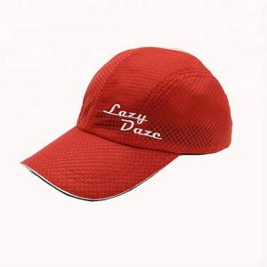 China ACE Headwear Mens Adjustable Golf Hats / Embroidered Golf Caps Custom Size on sale