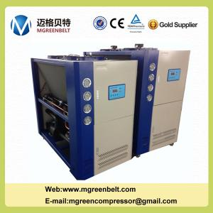 China 10ton Water Chiller,Air Cooled Chiller Industrial 10 TON on sale