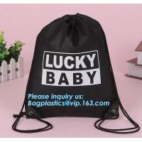 China Fashion Eco Friendly Advertising Non Woven Drawstring Bag, Promotional pp non woven drawstring travel shoes bags, bageas on sale