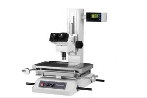 China 300 x 200 mm X / Y - axis Travel Measuring Microscope with Long Working Distance and Zero-set Switches on sale