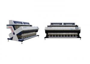 China High Precision Rice Color Sorter Machine With Human Computer Interface on sale