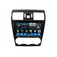 Subaru Car Radio Double Din Android Car Navigation for Subaru Forester 2013 2014
