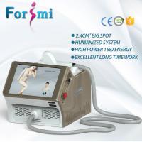 Forimi alma laser soprano diode laser skin hair removal ipl machine