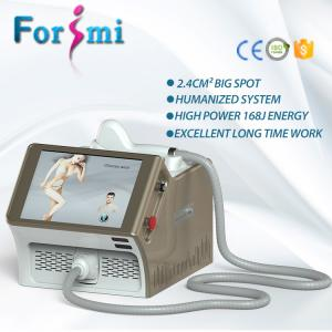 China Forimi alma laser soprano diode laser skin hair removal ipl machine on sale