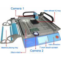 CHMT 48V Benchtop SMT Pick And Place Machine SMT Assembly Equipment Vision + Mark 2