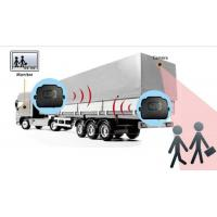 Truck trailer Reversing aid monitor systems 100 meters transfer range rearview module trailer parking aid