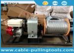 5 Ton Cable Pulling Winch Wire Rope Winch