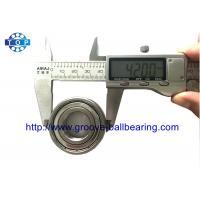 S6004ZZ S6004 ZZ Bearing Radial Ball , Deep Groove Bearing Food Grade Stainless