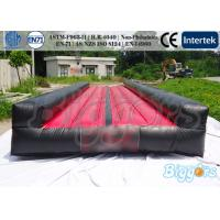 Outdoor Inflatable Sports Games Inflatable Air track fire-resistant
