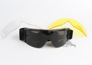 China Hunting Military Tactical Safety Glasses Airsoft X800 PC Frame Material on sale