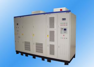 China Touched screen converter AC motor energy saving high voltage variable frequency drive on sale