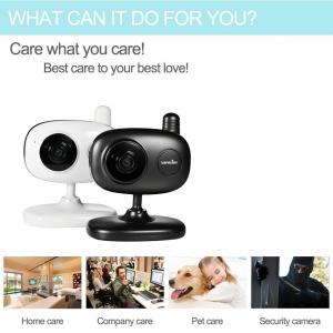 Wansview HD 2 0MP Wireless WiFi Indoor Smart Full HD Cube