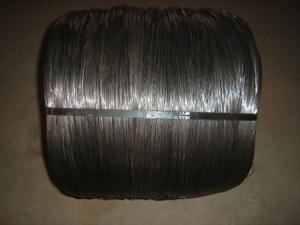 China 16 Gauge Black Annealed wire for Binding Wire on sale