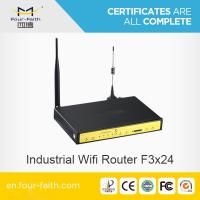 3G wireless sim slot Router with wifi hotspot & serial port F3424 for M2M application