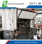8.5T Injection Blow Moulding Machine , Plastic Bottle Blow Molding Machine