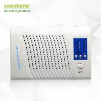 China Wholesale Manufacturer Desktop Cold Catalyst Negative Ion Ozone Generator Air Purifier on sale