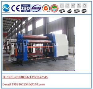 China HOT!MCLW12CNC ,  large hydraulic CNC four roller plate bending rolls on sale