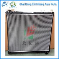 China SCANIA Truck aluminum Auto radiator 1741588 on sale