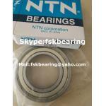 NTN Brand 6210ZZC3 Single Row Deep Groove Ball Bearing Steel Shield JAPAN Quality