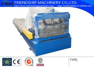 China Plate Corrugated Sheet Roll Forming Machine on sale