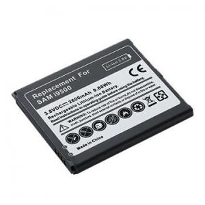 China Replacement mobile phone battery for Samsung Galaxy S4 /I9500 3.7V 2600MAH on sale