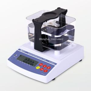 China Automatic Digital Solid Density Meter True Density For Rock And Mineral Material on sale