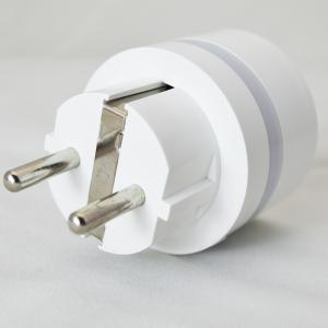 China Mini Size Remote Controlling EU Smart Plug Pre - Programmed For Immediate Use on sale