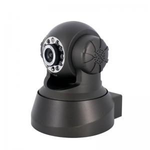 China Auto Tracking Robot Wireless IP Cameras Real Time , Pan Tilt Zoom For Pets on sale