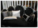 Accesorio decorativo del sofá de la almohada/de la almohada de tiro/de la cubierta del amortiguador