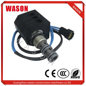 China 702-21-07610 Proportional Control Valve / PC350-8 Hydraulic Solenoid Valve on sale