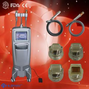 Quality 3 different micro needle tips thermage +equipo fractional rf microneedle machine for sale