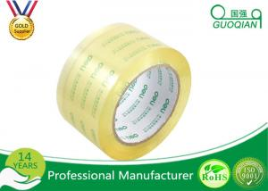 China Antistatic protective Crystal Clear Tape Water Based 35 micron - 65 micron Thickness on sale