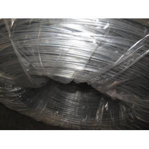 China fil galvanisé de fer pour le fil obligatoire 0.2kg/coil, 7kg/coil, 8kg/coil on sale