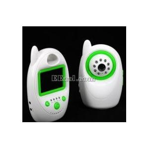 China Digital CCTV security 2.4Ghz wireless Baby Monitor with 2.4 inch LCD, 480 x 240 resolutions on sale