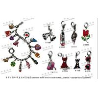 Charm silver jewelry fashion accessories Made in taiwan R.O.C