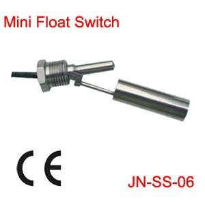 China Stainless steel side mounted level switch Special float switch SS-06 on sale