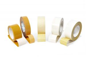 China High Bond Double Sided Carpet Tape , Paint Safe Double Sided Tape Paste Fixed on sale
