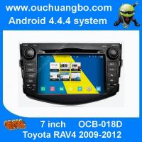 China Ouchuangbo android 4.4 Toyota RAV4 2009-2012 autoradio dvd gps S160 USB SD 1024*600 swc on sale