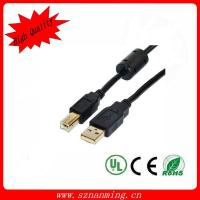 usb cable am to bm usb printer cable