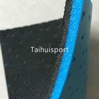 PE Foam Football Shock Pads Construction Close Celled Porous Sheets