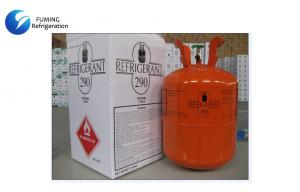 China 74-98-6 AC Refrigerant Gas R290 Clear Colorless in Disposable Cylinder on sale