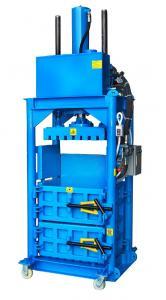 China Automatic Used Clothes Baler Cardboard Baling Press Machine Best Quality Cloth Baling Press Machine Hydraulic Cardboard on sale