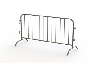China Hot Dipped Galvanized Crowd Control Barrier/Road Barrier on sale