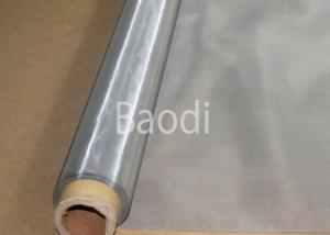 China Woven SUS304 Wire Stainless Steel Mesh Screen 1 X 30m Roll For Metallurgy on sale