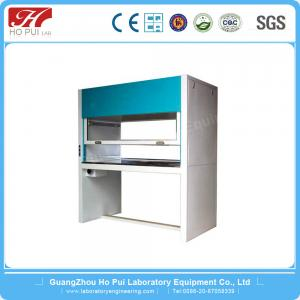 China Cold Rolled Steel Laboratory Work Benches Single Face UV Lamp For Two Person on sale